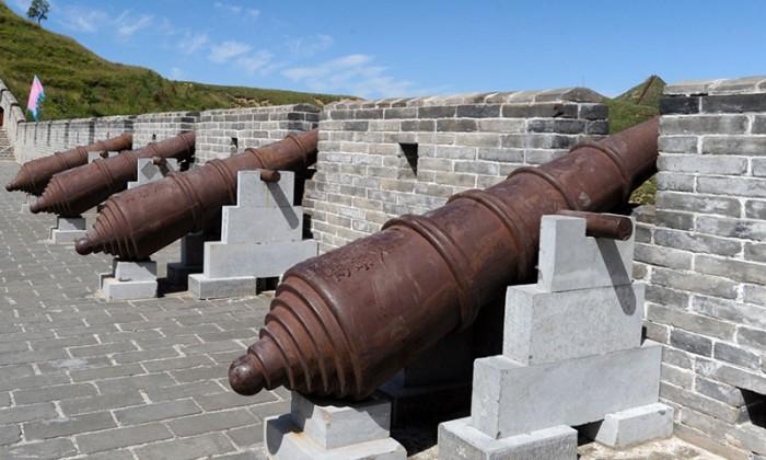 雁门关古炮台