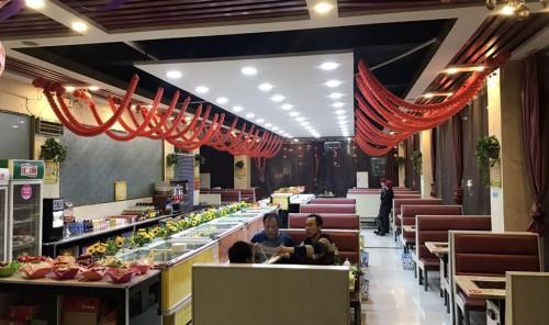 枫林阁烤肉火锅自助餐厅